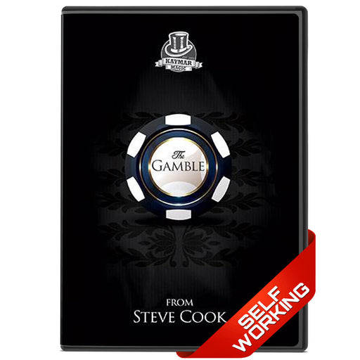 The Gamble by Steve Cook