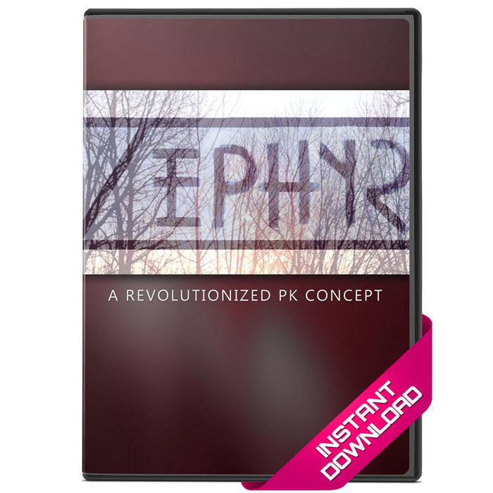 Zephyr by Seth Race - PK Magic Instant Download