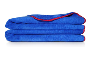 Protex Extra Large Super Absorbent 550gsm Microfiber Drying Towel 60 x 90 cm (2 Pack)