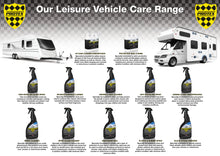 Protex Caravan & Motorhome Interior Surface Cleaner 500ml