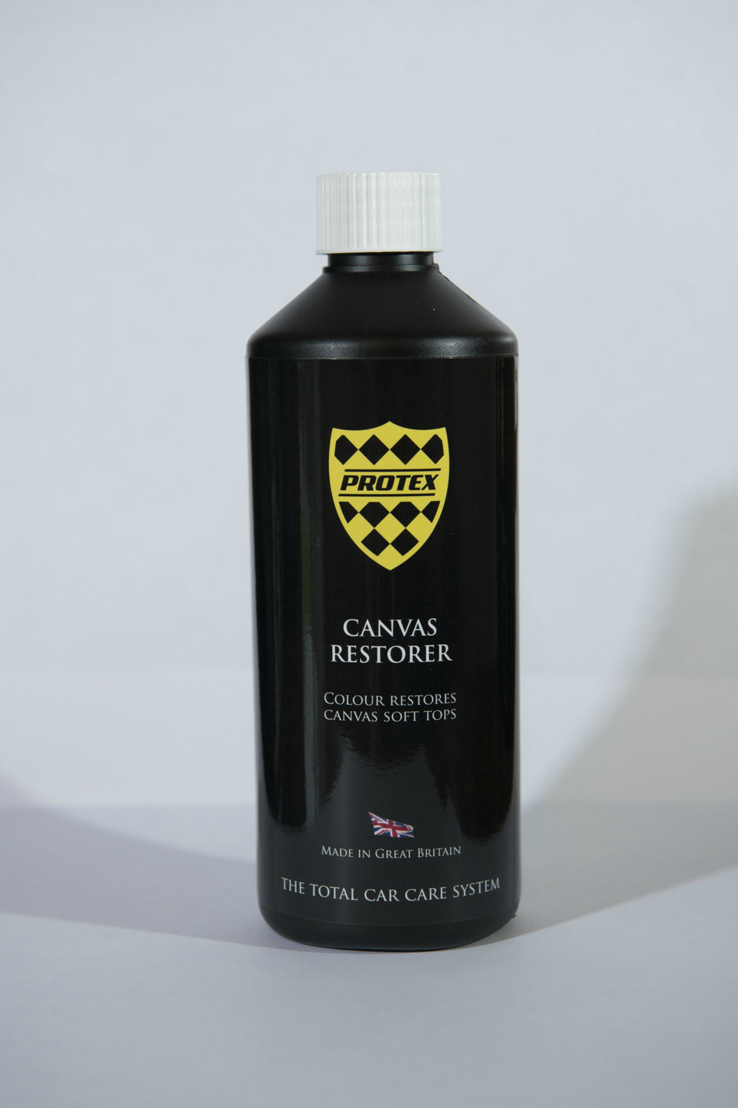 Protex Convertible Soft Top Canvas Restorer - DARK BLUE 1Ltr.