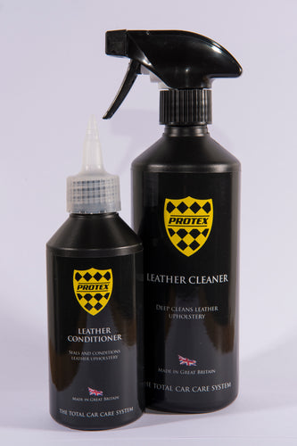 Protex Leather Cleaner & Conditioner