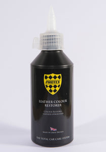 Protex Leather Colour Restorer 250ml - DARK BROWN