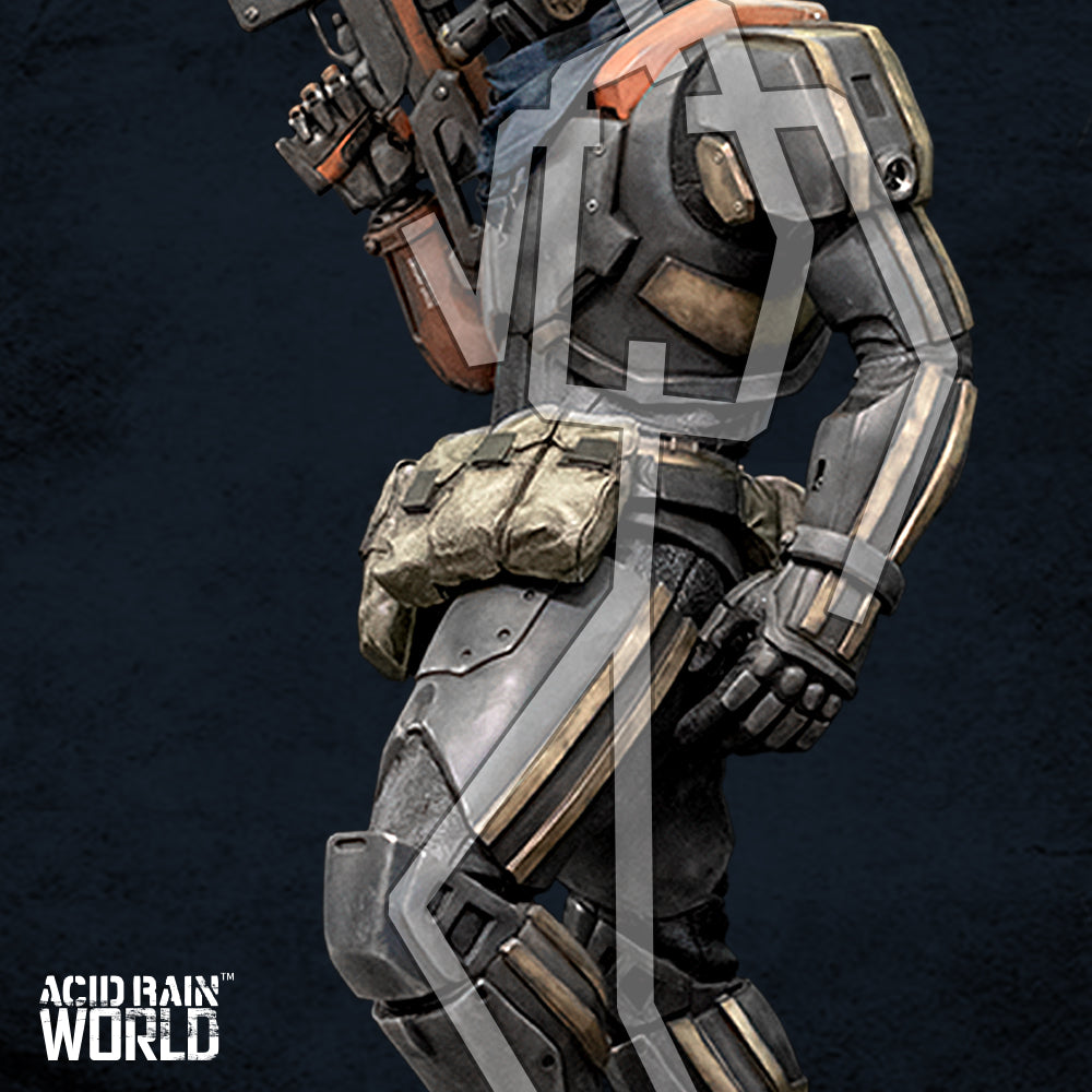 ACID RAIN WORLD 1/1 Scale Collectible Figure - Valdo (Split Payment)
