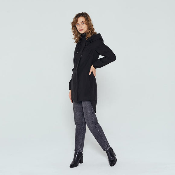 Regenjacke 'BLACK TAIL RAINCOAT'