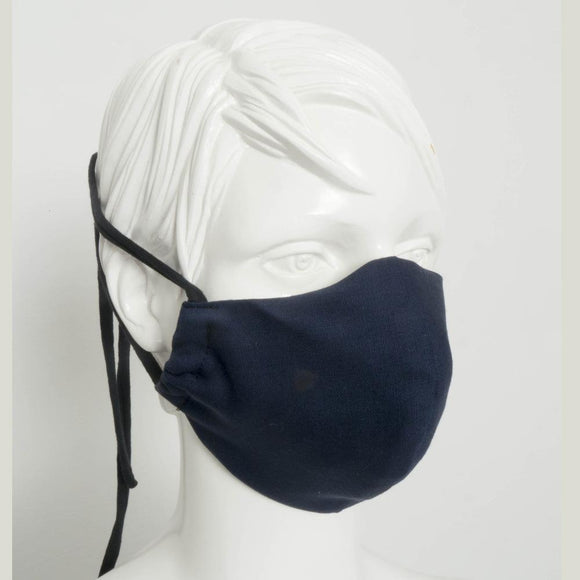 Maske reusable 'dark blue'