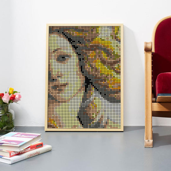 DIY Klebeposter-Set 'Botticelli'