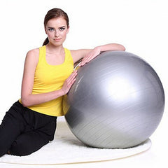 Yoga / Pilates Anti-Burst Fitness Ball - veryswank