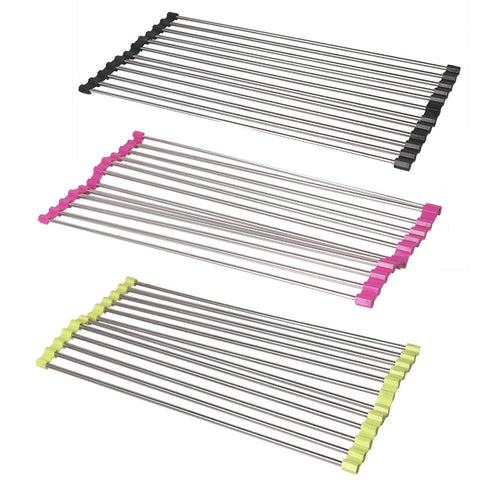 ROLL UP SINK DRYING RACK - veryswank