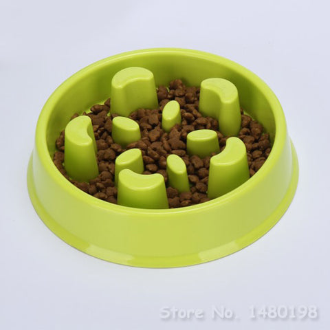 Anti Choke Pet Bowl - veryswank