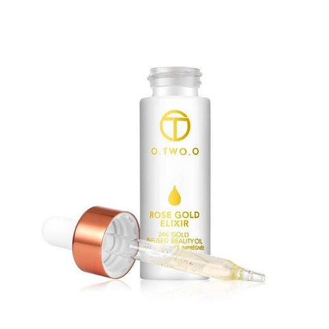 24k Gold Anti-Aging Lip Oil - veryswank