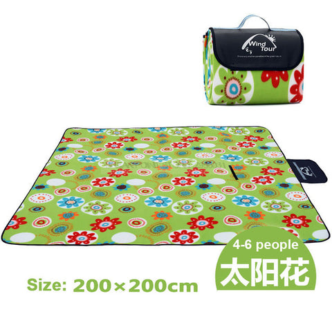 Large Foldable Sand and Waterproof Camping / Beach Mat - veryswank