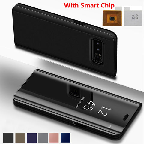 Smart Touch Flip Case - veryswank