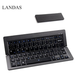 MINI FOLDABLE KEYBOARD FOR PHONES/TABLETS - veryswank