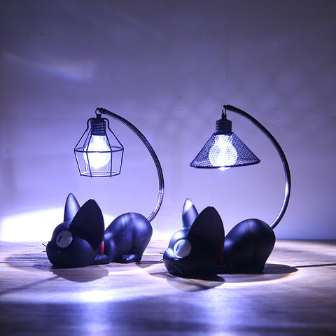 Little Black Cat Night Light - veryswank