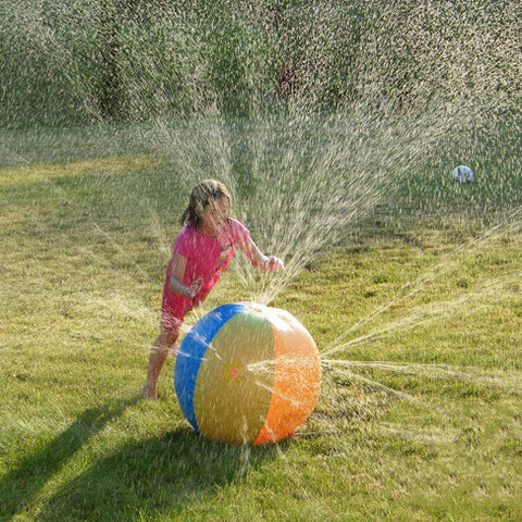 Beach Ball Sprinkler - veryswank