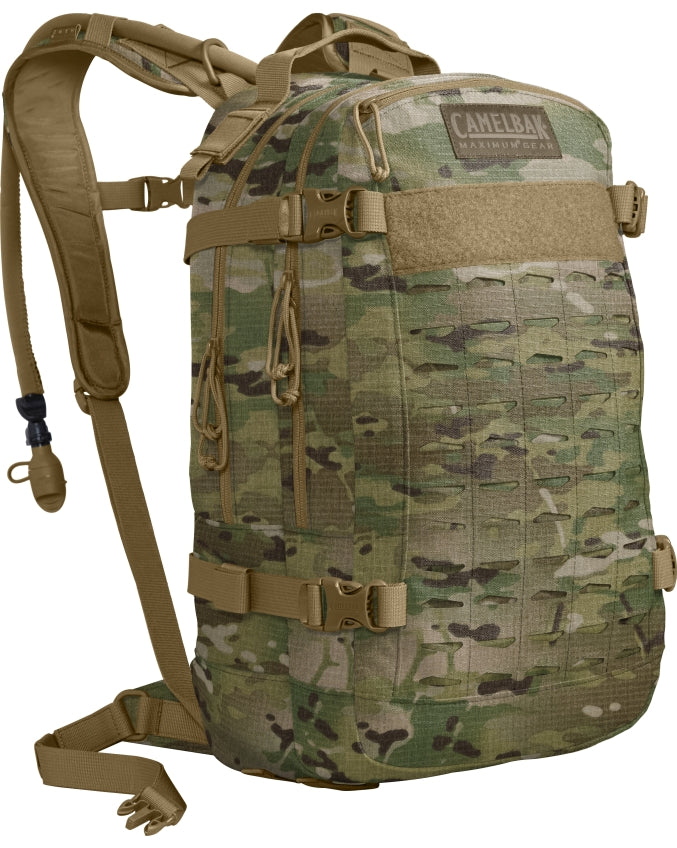 H.A.W.G.® 100 Oz/3L Mil Spec CRUX Long Multicam
