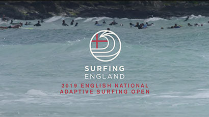 Stance X 2019 English National Adaptive Surfing Open