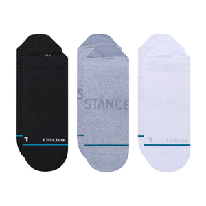 Stance Socks Prime Tab 3 Pack Multi