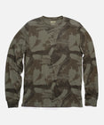 Load image into Gallery viewer, Stance T-Shirts BRUSHSTROKE CAMO LONG SLEEVE Green