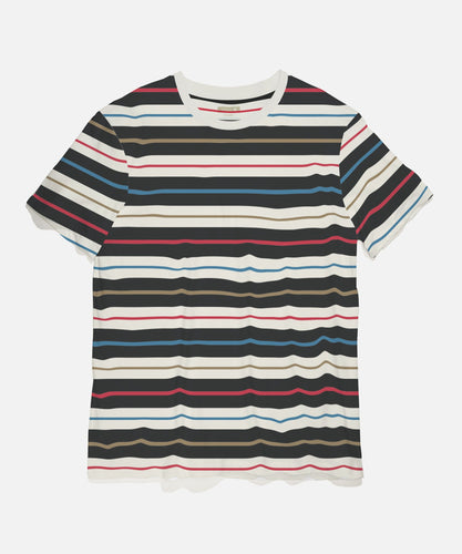 Stance T-Shirts BARRED T-SHIRT Multi