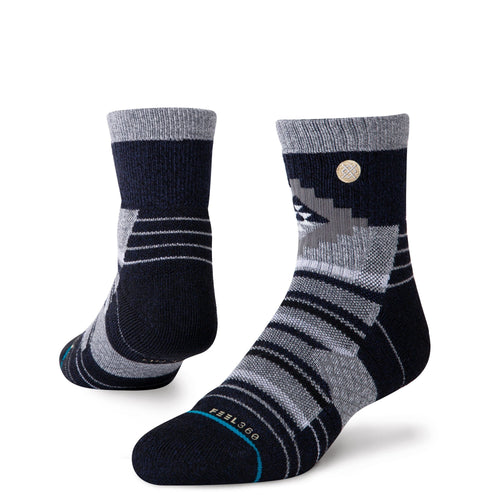 Stance Socks LITTLE CREEK QUARTER Navy