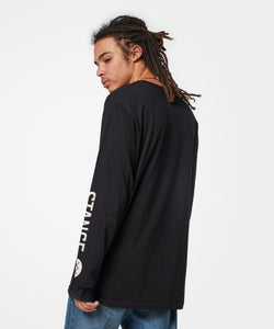 Stance T-Shirts Source Long Sleeve Black