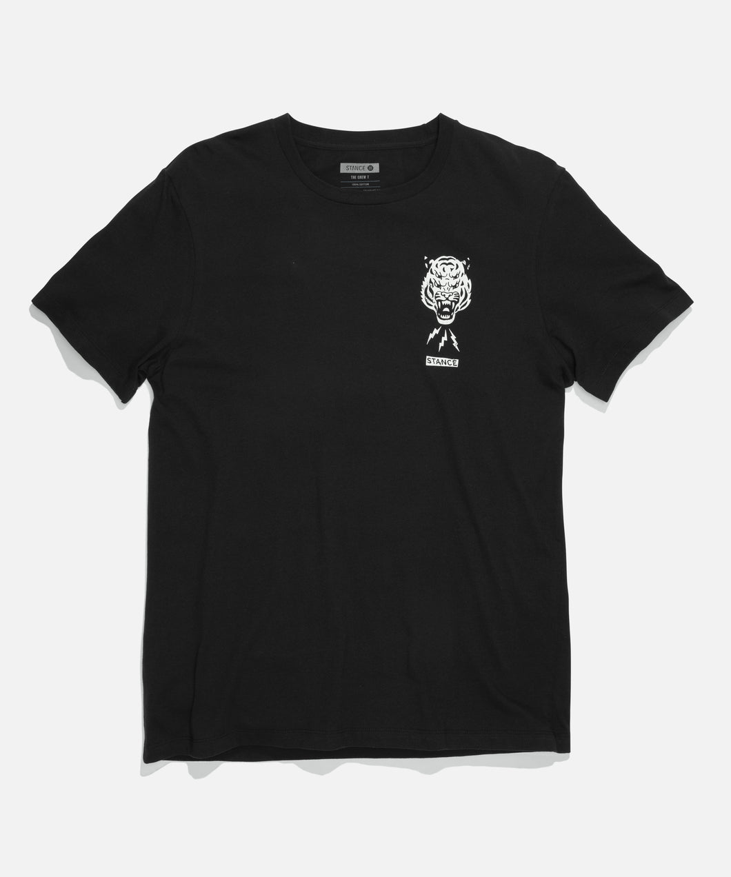 Stance T-Shirts Breather Black