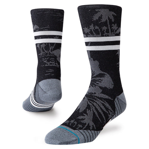 Stance Socks BELFORT Black