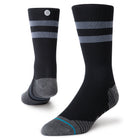 Load image into Gallery viewer, Stance Socks RUN LIGHT CREW Black