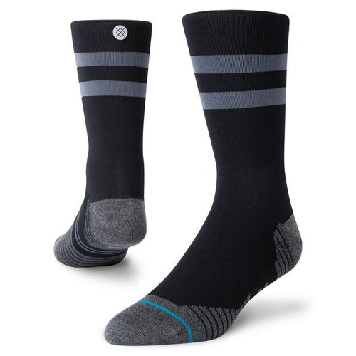 Stance Socks LIGHT CREW CYCLING Black