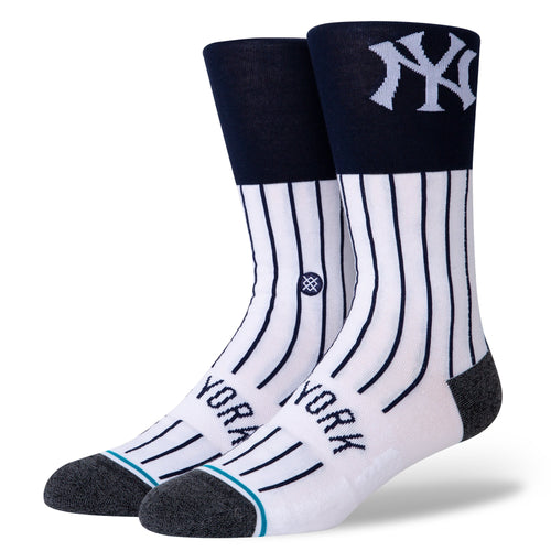 Stance Socks NY COLOUR White