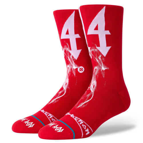 Stance Socks TRIPPIE Red