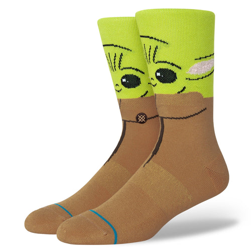 Stance Socks THE BOUNTY Green