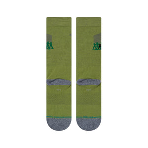 Stance Socks ARMY MEN Green