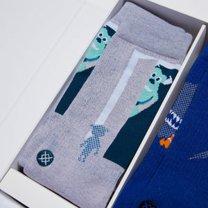 Stance Socks Pixar 4 Box Set Multi