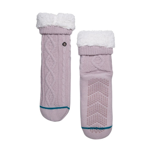 Stance Socks KENNEDY SLIPPER Lavender