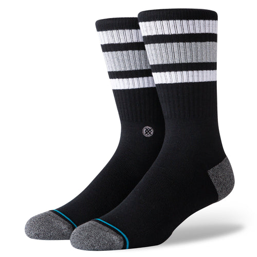 Stance Socks BOYD STAPLE Black