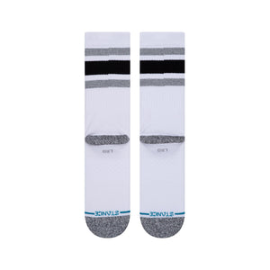 Stance Socks BOYD STAPLE White