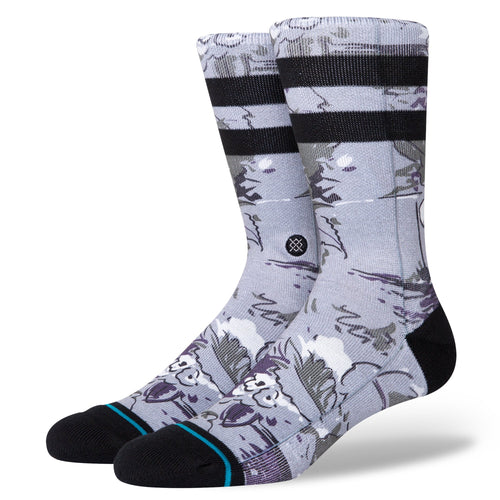 Stance Socks FLORENCE FLORAL Grey Heather