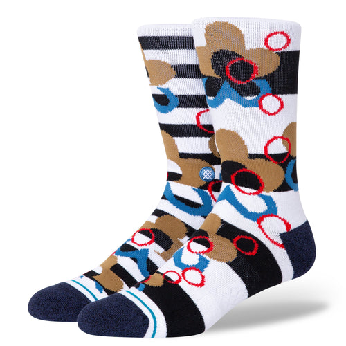 Stance Socks MEUI White