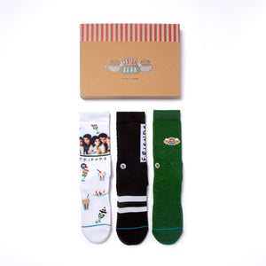 Stance Socks THE ONE WITH THE BOX Multi