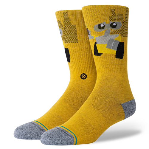 Stance Socks Wall E Orange