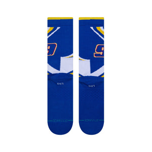 Stance Socks CHASE ELLIOTT Blue