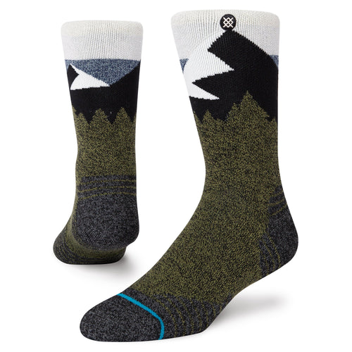 Stance Socks DIVIDE STAPLE Blue