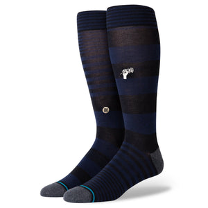 Stance Socks POWER FLOWER Black