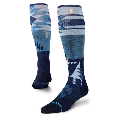 Stance Socks BAUX Navy