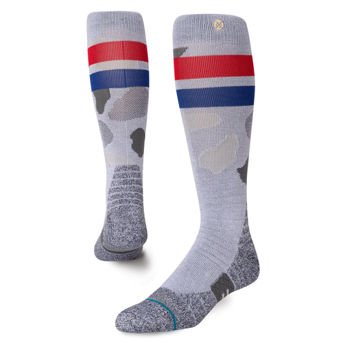 Stance Socks PRAISEY SNOW Grey