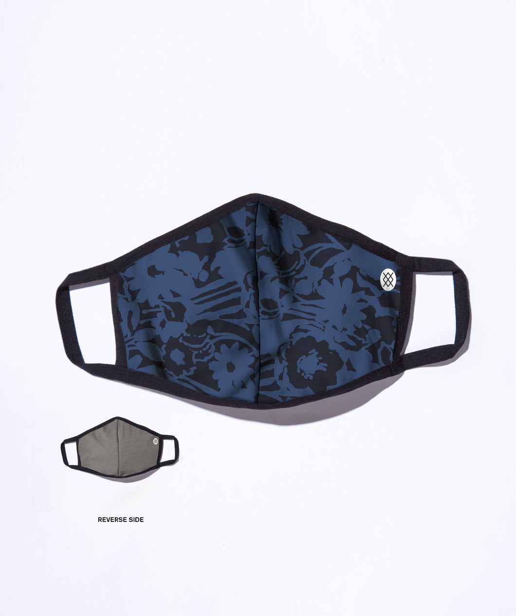 Stance Socks Botanic Mask Navy