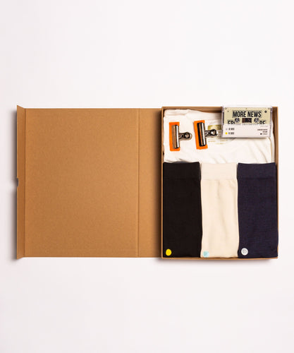 Stance Socks News From Nowhere Box Set Multi